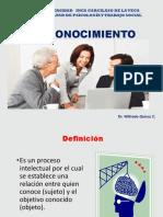 UNIDAD I LECCION 1 B  EL CONOCIMIENTO Y TIPOS  UIGV PSICOLOGIA  DR QUIROZ 2016.pdf