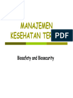 Biosafety Dan Biosecurity