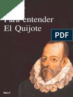Moron Ciriaco - Para Entender El Quijote