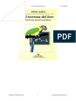 elteoremadelloro - Denis Guedj.pdf