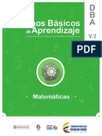 DBA Matemáticas, Versión 2