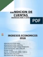 Informe Economico 2016 Carmen