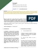 Modelo de Artigo Para o TFC II