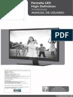 PTV3013LED User Manual