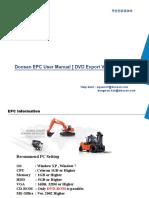 (Approved) Doosan EPC User Manual EXP