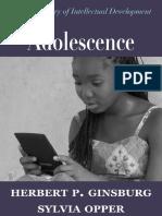 Adolescence 210505885