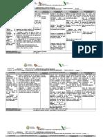 Planeación Derecho 2013