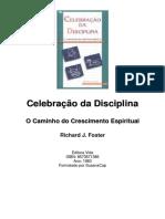 Celebracao da Disciplina Richard J.foster