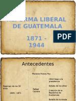 Reforma Liberal