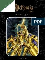 Alchemia RPG - Os Cavaleiros Do Zodíaco - Biblioteca Élfica