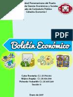 Boletín Economía