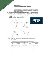 Guía Taller de La Asignatura de Trigonometría
