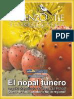 Revista El Cenzontle, El Nopal Tunero, Queso de Tuna.pdf