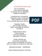 Cancionero _ Machin