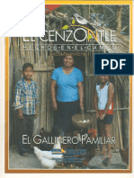 Revista El Cenzontle, Aves de Traspatio 01 - El Gallinero Familiar.pdf