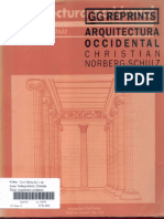 Arquitectura Occidental_Christian Norberg Schulz