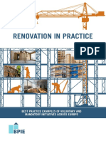 BPIE Renovation in Practice 2015