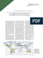 CONABIO, Biodiversitas - La Agricultura Organica En Mexico Y En El Mundo.pdf