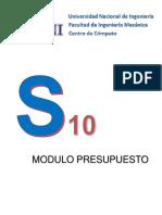 S10-Presupuesto 2017