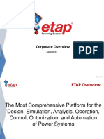 100 - ETAP Corporate Overview