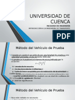 Vehículo de Prueba