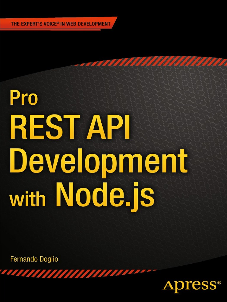 Pro REST API Development With Node js | Representational State