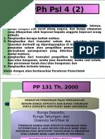 PPh Pasal 4(2) Final Rincian