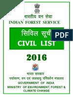 IFS Civil List2016