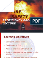 10 Basic Concepts & Behaviour of Fire