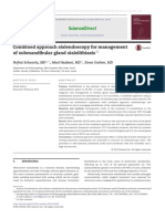Combined Approach Sialendoscopy for Management of Submandibular Gland Sialolithiasis