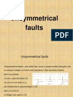 Unsymetrical faults1