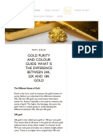 Gold Purity Guide_ Difference Between 24k, 22k and 18k Gold