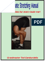 The Ultimate Stretching Manual