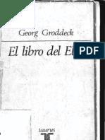El Libro Del Ello - Georg Groddeck
