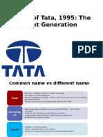 House of Tata- Sample