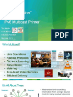 Martin IPv6 Multicast TM v3