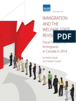 Immigration and the Welfare State Revisited