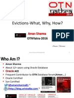 OTNYathra2016 AmanSharma Node Evictions-What, Why, How OTN2016