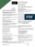 Maths Methods Probability Notes
