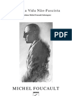 Foucault Michel - Por uma vida nao facista
