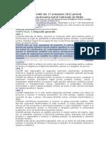 HG nr. 1005 2012 privind organizarea şi funcţionarea Gărzii Naţionale de Mediu