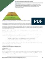 KPI Dashboard & Project Management Dashboards Best Practice Guide