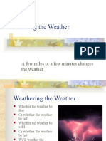 Sci PPT2 Weather