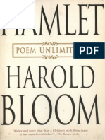 Harold Bloom-Hamlet_ Poem Unlimited-Riverhead Books (2004)