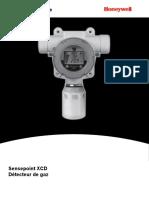 12573 Sensepoint XCD TechMan MAN0873 Iss8 0913 FR