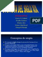 """GRUPO """"D""""  6b Utopistas Del Siglo XIX"""