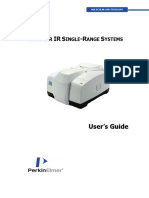 L1050101 - Frontier IR Single-Range Systems User's Guide