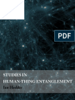 Studies in Human-thing Entanglement Ian Hodder 2016