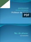 Profesor de Grupo