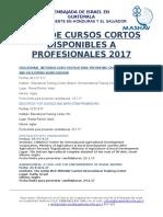 2017 10-1  2017 9-1 2017 1 16-11 CORREGIDO 16-11 15-11-16 CURSOS  2017 MASHAV